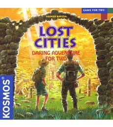 Produkt Lost Cities (Ztracená města) - second edition