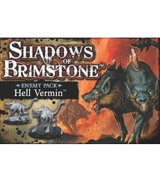 Produkt Shadows of Brimstone - Hell Vermin