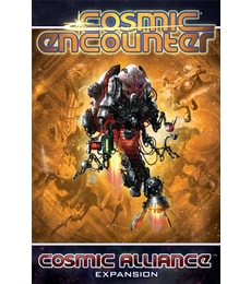 Produkt Cosmic Encounter: Cosmic Alliance