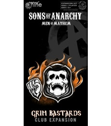 Produkt Sons of Anarchy: Men of Mayhem - Grim Bastards