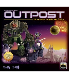 Produkt Outpost - Deluxe Anniversary Edition