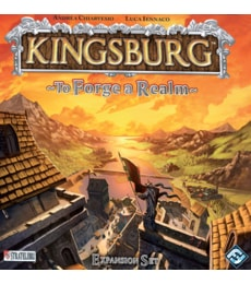 Produkt Kingsburg: To forge a Realm