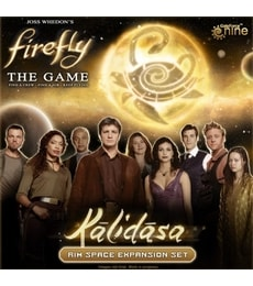 Produkt Firefly: The Game - Kalidasa