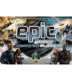Produkt Tiny Epic Galaxies (Malé velké galaxie): Beyond the Black