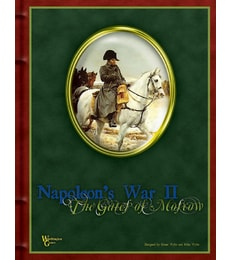 Produkt Napoleon's War II: The Gates of Moscow