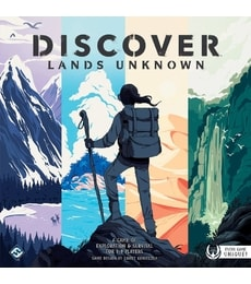Produkt Discover: Lands Unknown