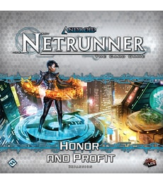 Produkt Netrunner: Honor and Profit Expansion
