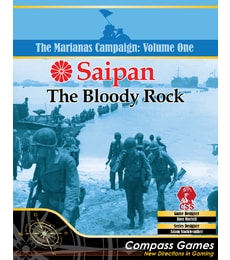 Produkt Saipan: The Bloody Rock
