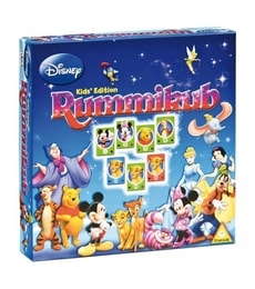 Produkt Disney Rummikub: Kid's Edition