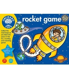 Produkt Raketa (Rocket game)
