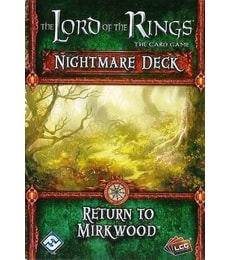Produkt The LOTR: LCG - Return to Mirkwood Nightmare Deck