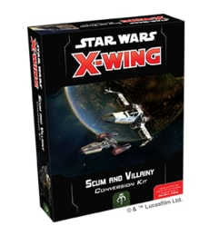 Produkt Star Wars: X-Wing - Scum and Villainy Conversion Kit