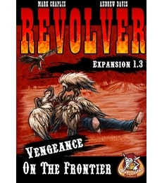 Produkt Revolver: Vengeance on the Frontier
