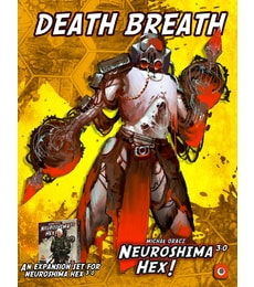 Produkt Neuroshima Hex! 3.0: Death Breath