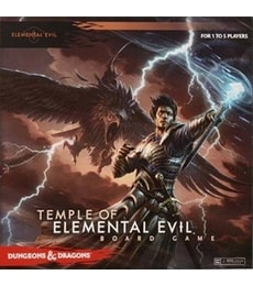 Produkt Dungeons & Dragons: Temple of Elemental Evil