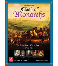 Produkt Clash of Monarchs