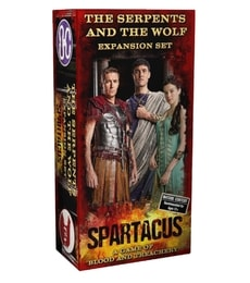 Produkt Spartacus - The Serpents and the Wolf