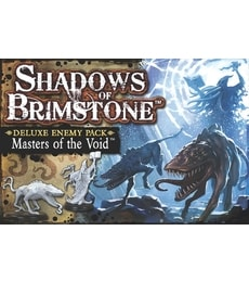 Produkt Shadows of Brimstone - Masters of the Void