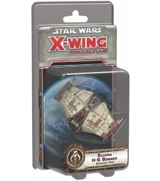 Produkt Star Wars X-Wing: Scurrg H-6 Bomber