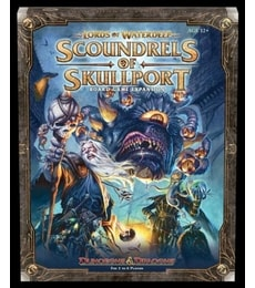 Produkt Lords of Waterdeep: Scoundrels of Skullport