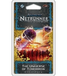 Produkt Netrunner: The Universe of Tomorrow Data Pack