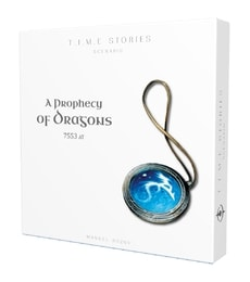 Produkt T.I.M.E Stories: Prophecy of Dragons Case