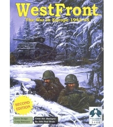 Produkt WestFront - Second Edition