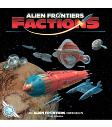 Produkt Alien Frontiers: Factions