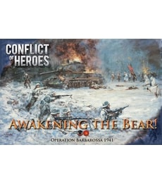 Produkt Conflict of Heroes: Awakening the Bear!