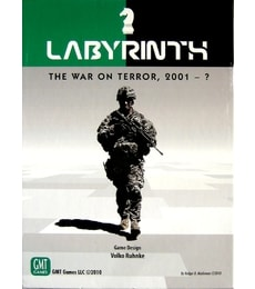Produkt Labyrinth: The War on Terror
