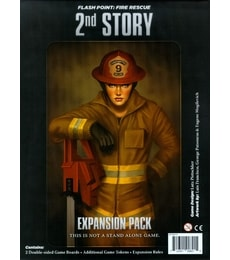 Produkt Flash Point: Fire Rescue - 2nd Story: Expansion Pack