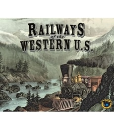 Produkt Railways of the Western US