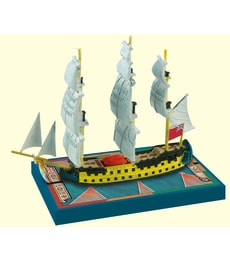 Produkt Sails of Glory: HMS Bellona 1760/HMS Goliath 1781