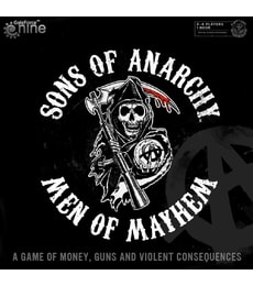 Produkt Sons of Anarchy: Men of Mayhem