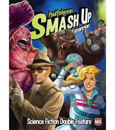 Produkt Smash Up: Science Fiction Double Feature