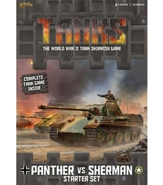 Produkt Tanks: Panter vs Sherman - Starter Set