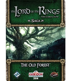 Produkt The LOTR: LCG - The Old Forest (Saga)