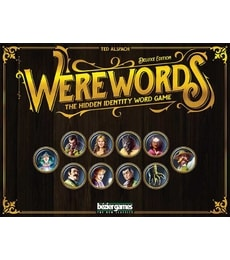 Produkt Werewords: The Hidden Identity Word Game - Deluxe Edition