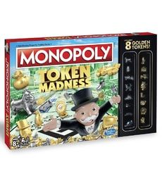 Produkt Monopoly: Token Madness