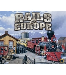 Produkt Railways of Europe