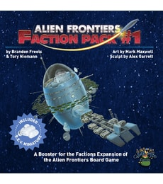 Produkt Alien Frontiers: Faction Pack 1