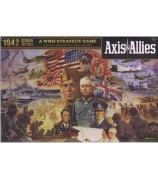 Produkt Axis & Allies: 1942 - Second Edition