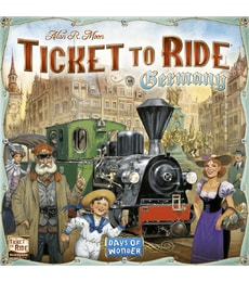 Produkt Ticket to Ride: Germany