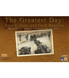 Produkt The Greatest Day: Sword, Juno, and Gold Beaches