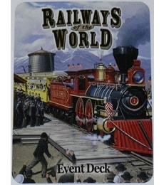 Produkt Railways of the World - Event Deck