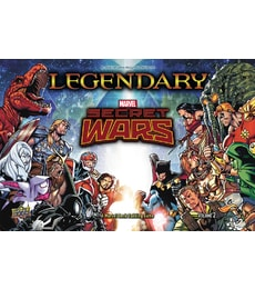 Produkt Legendary: Secret Wars - Volume 2