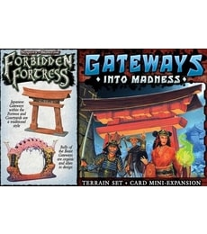 Produkt Shadows of Brimstone: Forbidden Fortress - Gateways into Madness