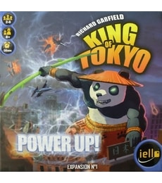 Produkt King of Tokyo: Power Up! Expansion 1