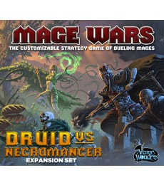 Produkt Mage Wars: Druid vs. Necromancer