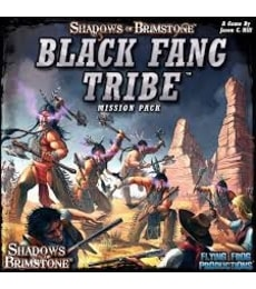 Produkt Shadows of Brimstone: Black Fang Tribe